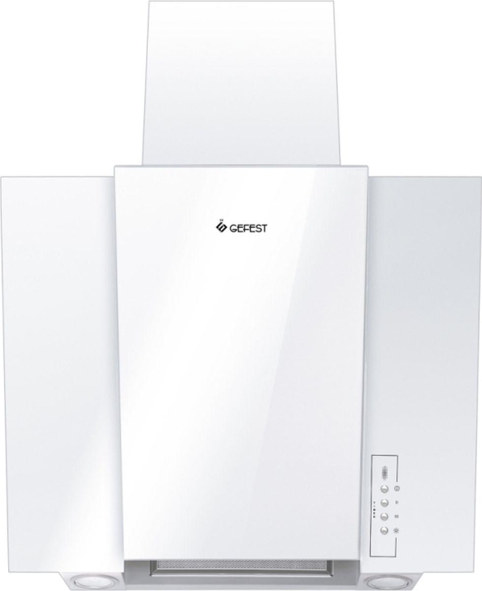 Вытяжка Gefest ВО 3503, белый Gefest