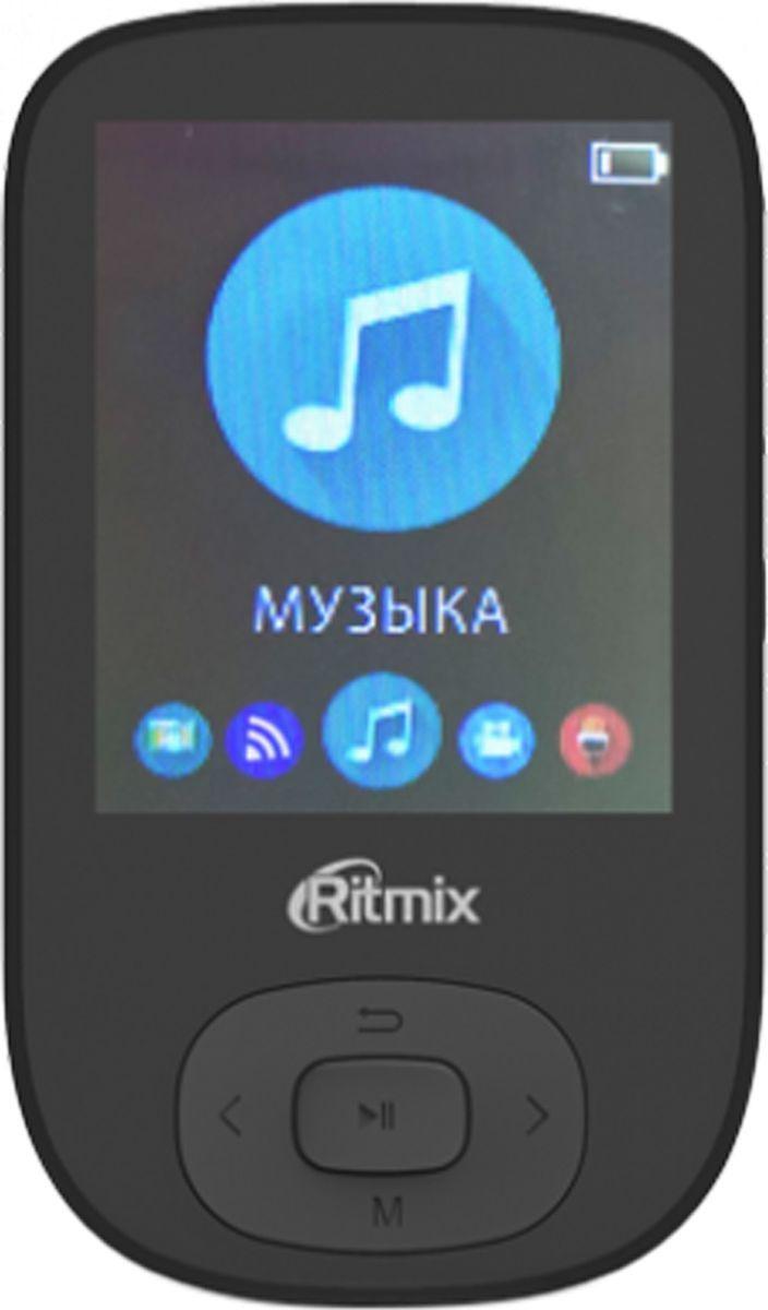 MP3 плеер Ritmix RF-5100BT 8Gb, black