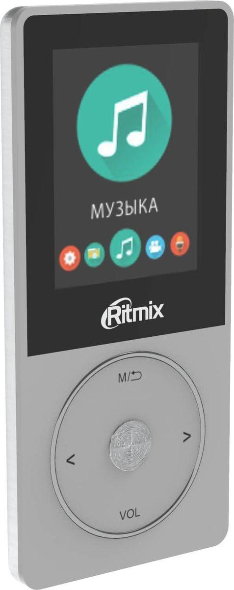 цена на MP3 плеер Ritmix RF-4650 4Gb, white