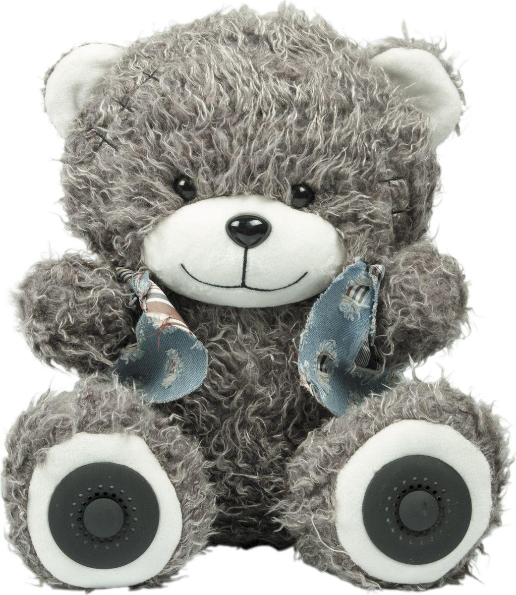 Портативная акустическая система Ritmix ST-250 Bear BT, white