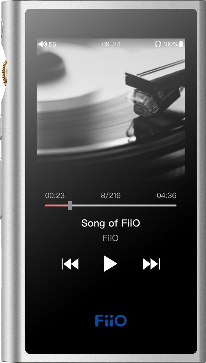 Медиаплеер Fiio M9, silver цены