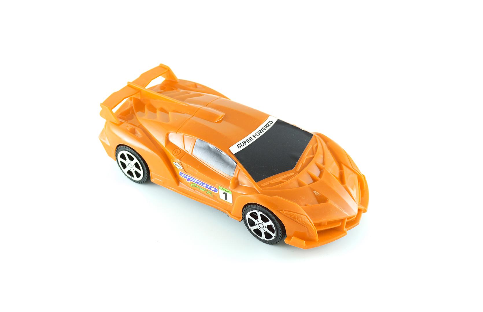 Машинка-игрушка Магия праздника MP19/09 оранжевыйMP19/09