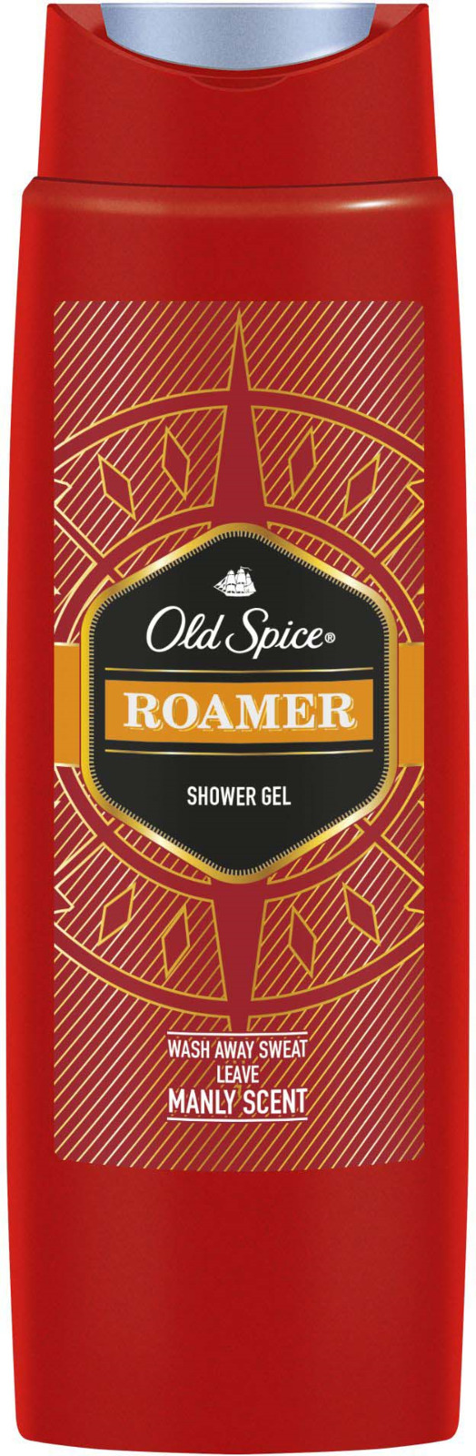 Гель для душа Old Spice Roamer 2 в 1, 400 мл