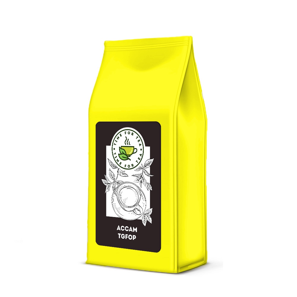 Чай листовой Время Чая 8003-250, 250 чай листовой время чая клубничный eco premium 250