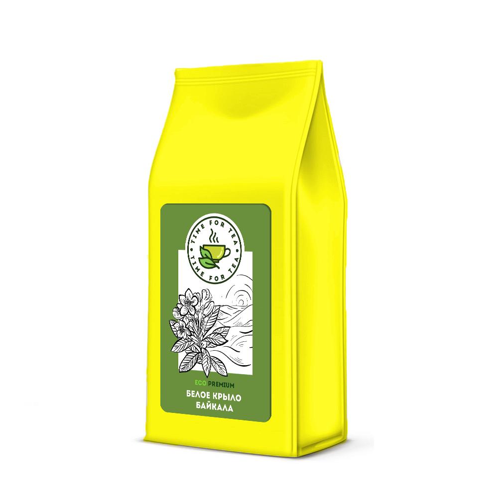 Чай листовой Время Чая Белое Крыло Байкала ECO PREMIUM, 250 легенды байкала девять ветвей