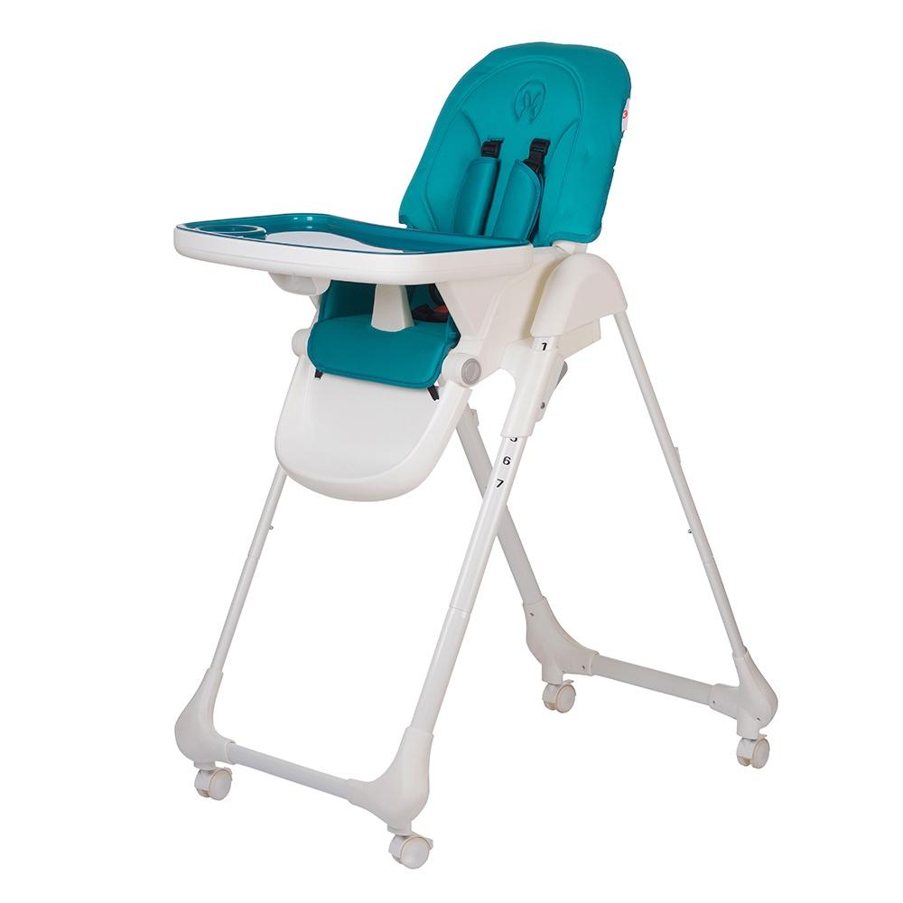 Стульчик для кормления Babyhit LUNCH TIME зеленый стульчик для кормления babyhit miracle цвет голубой