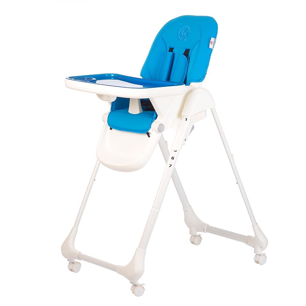 Стульчик для кормления Babyhit LUNCH TIME синий стульчик для кормления babyhit miracle цвет голубой