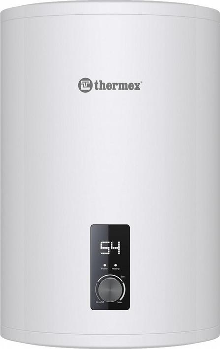 Водонагреватель Thermex Solo 30 V, электрический, настенный, белый