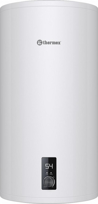 Водонагреватель накопительный электрический Thermex Solo 50 V, 2кВт, 50 л, белый