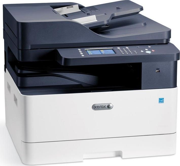 МФУ лазерный Xerox B1025DNA (B1025V_U) A3 Duplex Net, белый, синий