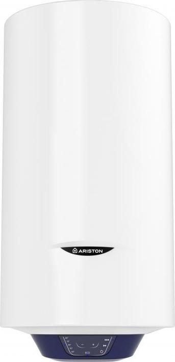 Водонагреватель накопительный электрический BLU1 ECO ABS PW 65 V Slim, 65 л, белый