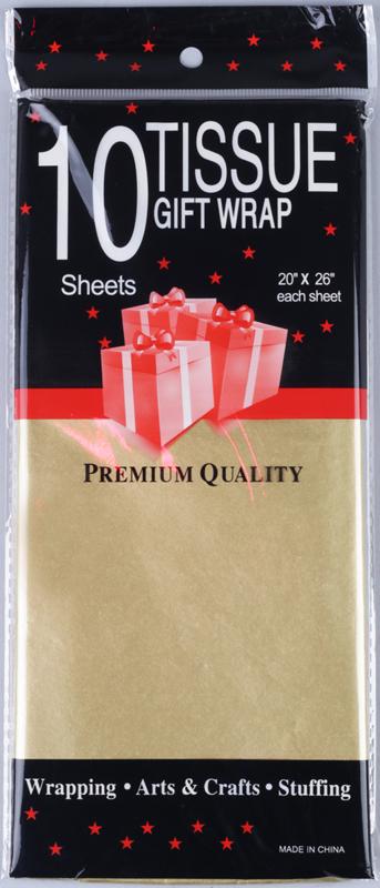 Подарочная упаковка Идеал 46026059, золотой