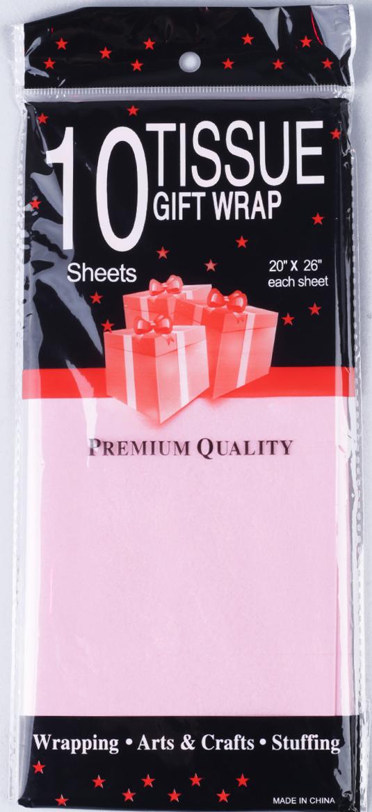 Подарочная упаковка Идеал 57766, светло-розовый