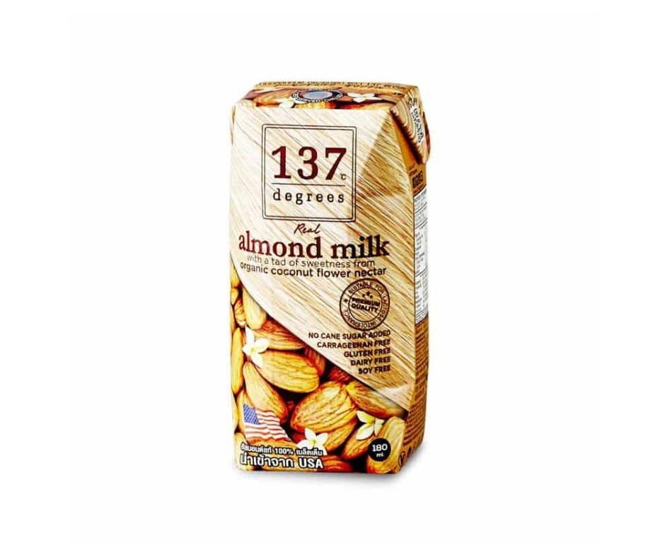 Растительное молоко 137 Degrees RM01 Тетра Пак, 185