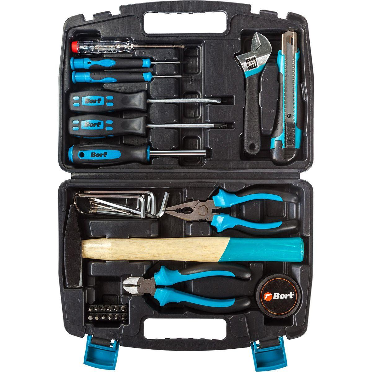 Набор ручного инструмента Bort BTK-32