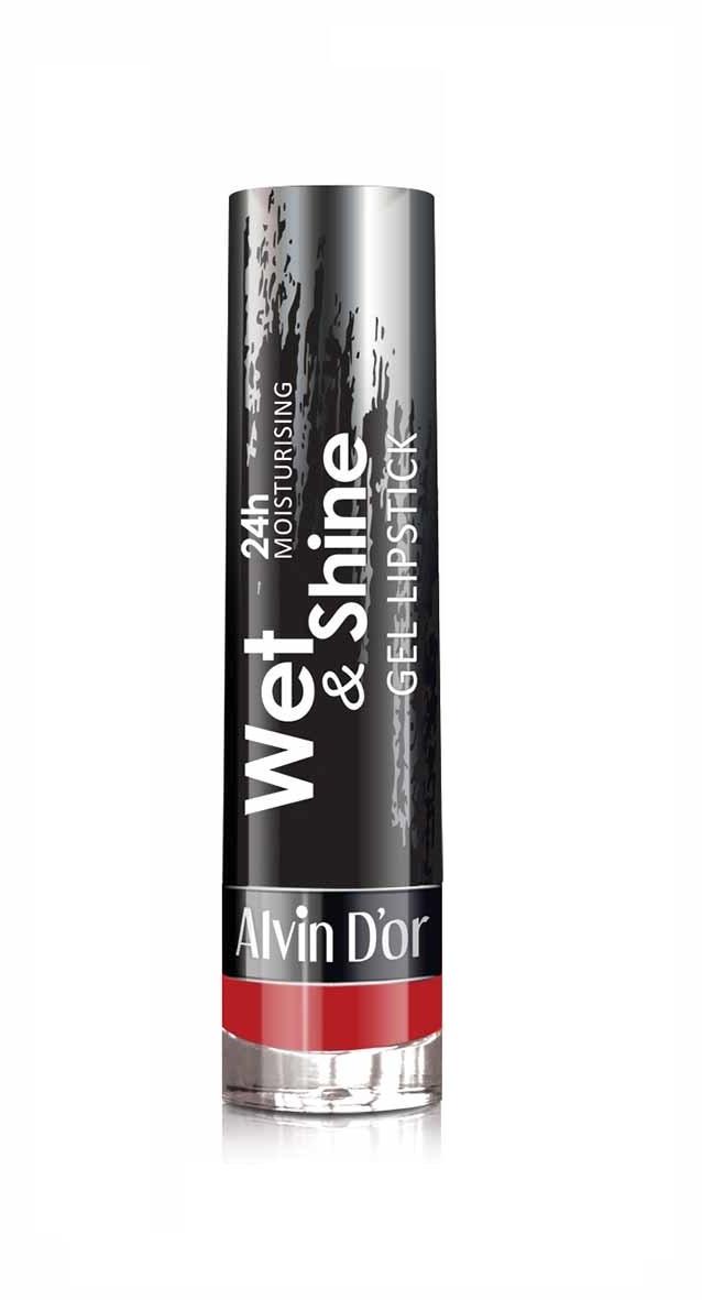 Губная помада Alvin Dor Wet Shine тон 14