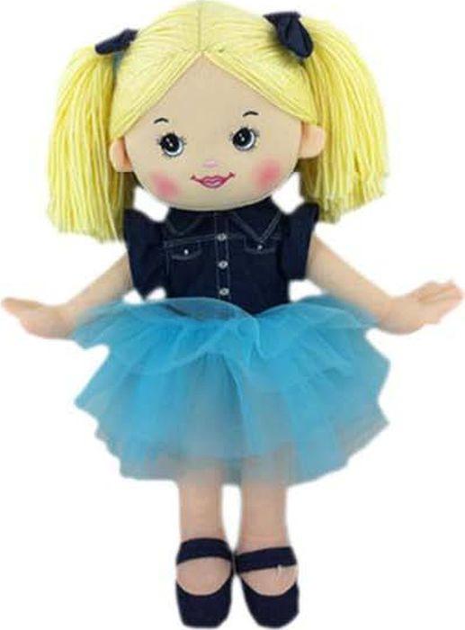 Кукла ABtoys джинсовая, M6029