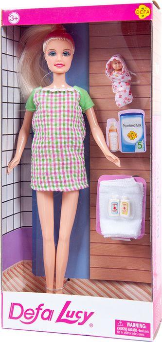Кукла Defa Toys, 8357d, в ассортименте цена
