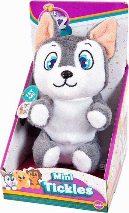 Интерактивная игрушка IMC Toys Club Petz Щенок, 96820, серый мягкая игрушка интерактивная imc toys щенок