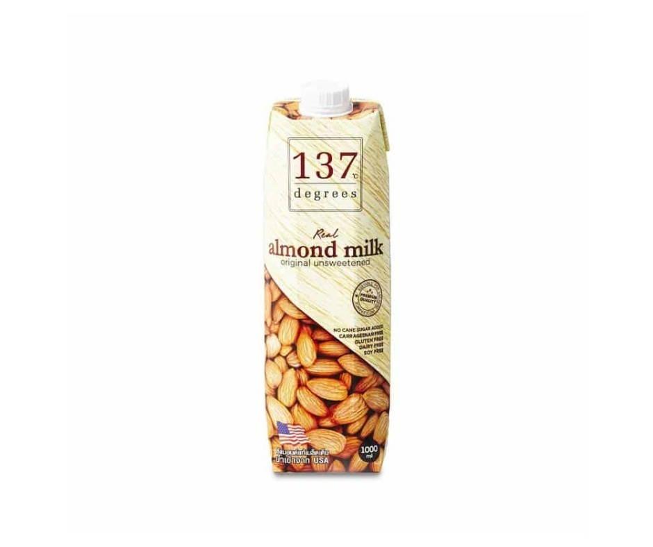 Растительное молоко 137 Degrees RM0201 Тетра Пак, 1000