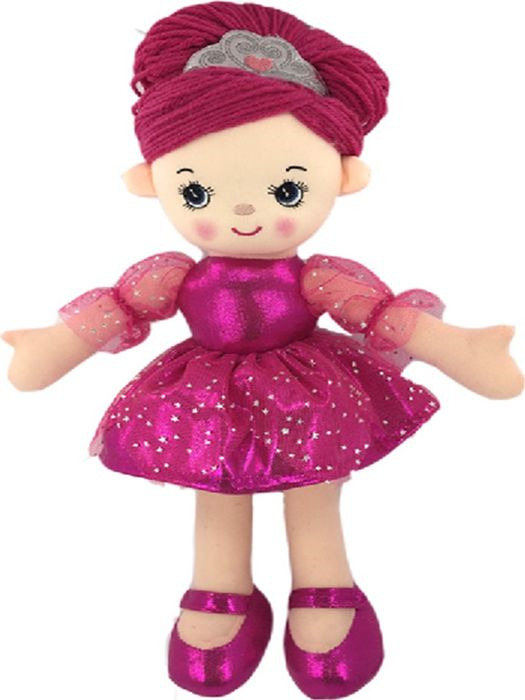 Кукла ABtoys Балерина, M6002, серебристый кукла teddy балерина в красной пачке 40 см m6019