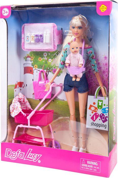 Кукла Defa Toys, 8380d, в ассортименте цена