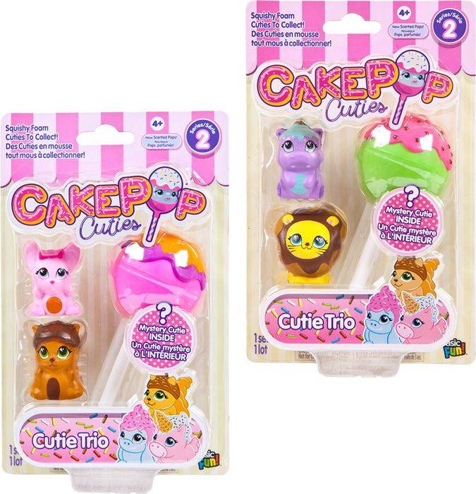 Мягкая игрушка Cake Pop Cuties Cake Pop Cuties 2 серия 23,5 см, 27170-2, в ассортименте