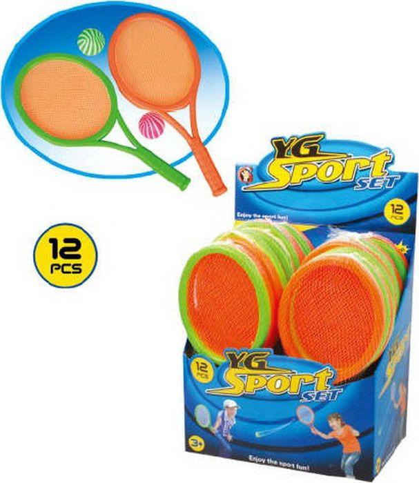 Игровой набор YG Sport Теннис, YG16G, в ассортименте теннис