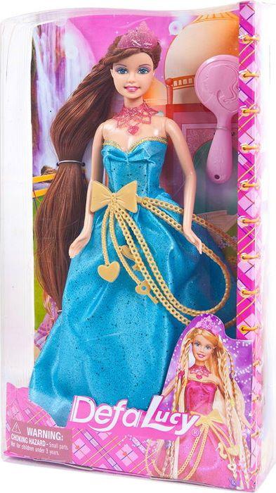 Кукла Defa Toys, 8195d кукла декоративная arthouse елизавета 13 7 5 36 5 см