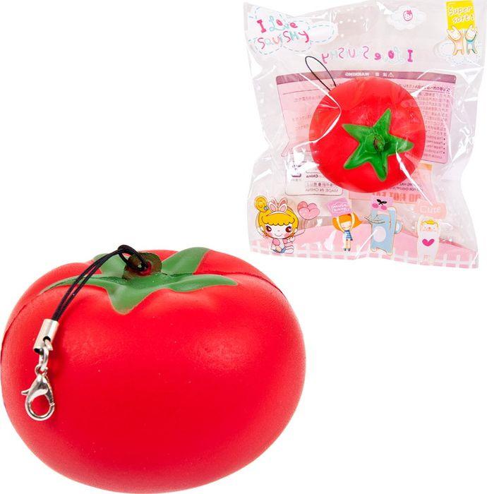 Антистрессовая игрушка Junfa Toys Томат, SQ-82 цена