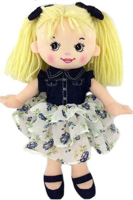 Кукла ABtoys джинсовая, M6031