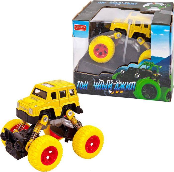 Машинка Junfa Toys Джип Автомаркет инерционная, ZY813456 цена