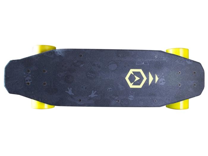 Скейтборд Acton Blink Board, черный