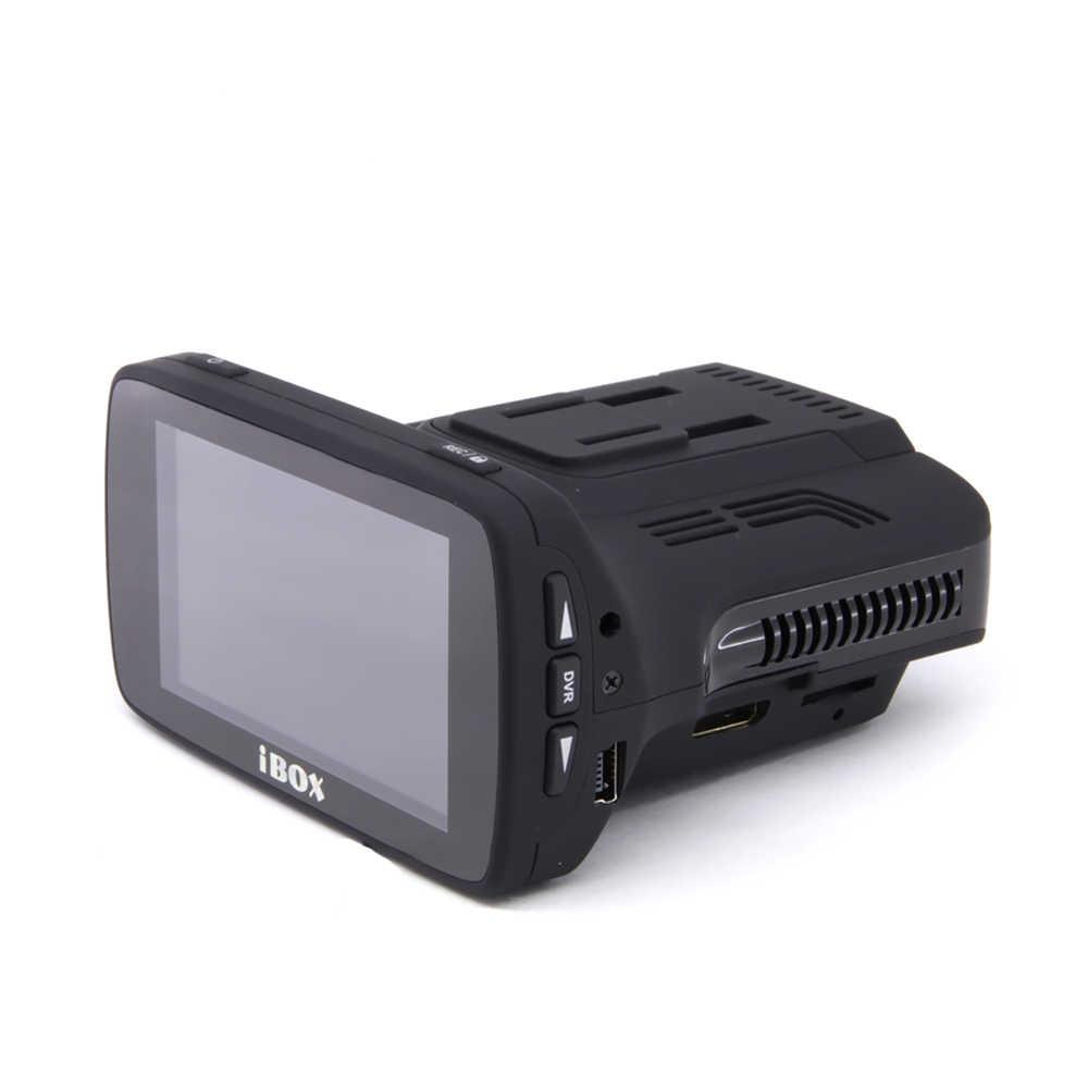 Видеорегистратор с радар-детектором iBOX Combo F5+ (PLUS) signature, черный dash camera junsun l6 full hd 1296p car dvr top radar detector 3 in 1 speed gps 170 degre ambarella registrar car electronics