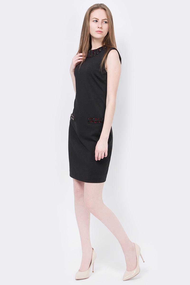 Платье oodji платье oodji collection цвет бирюзовый 24001114 1 37809 7300n размер xxl 52 170
