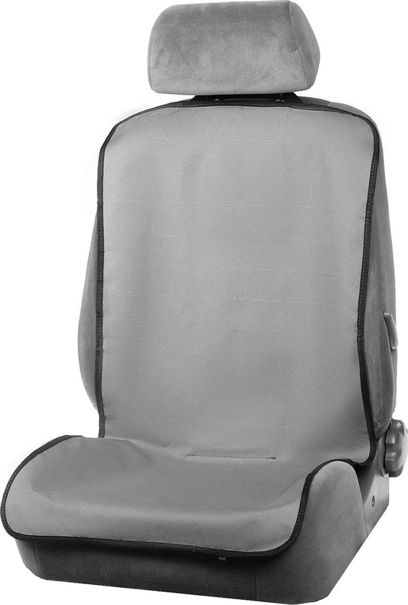 Защитная накидка на сиденье Torso, 1337862, серый, 110 х 50 мм защитная накидка под бустер смешарики цвет серый красный