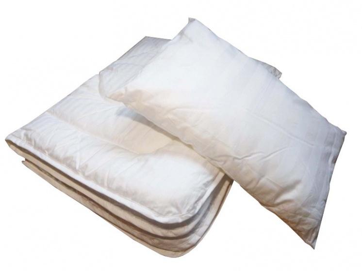 Комплект в кроватку Dream Royal Комплект одеяло и подушка, белый