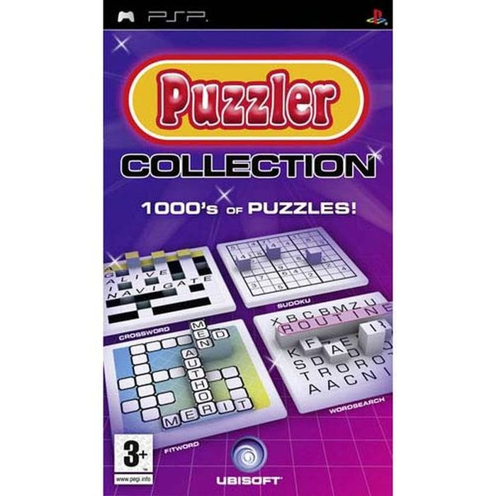 Puzzler Collection (PSP) цена