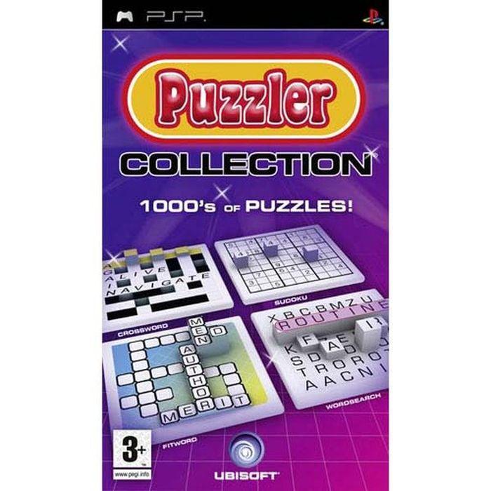 Puzzler Collection (PSP) игра для psp psv 10 ff ff10 hd