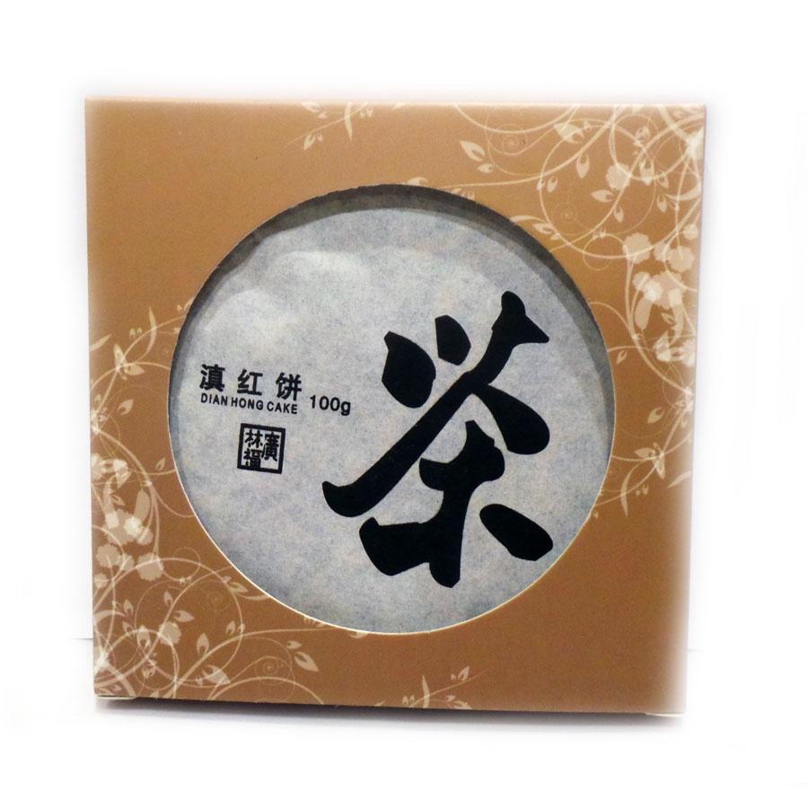 Чай листовой красный Дянь Хун черносливовый 100 г типсовый дянь хун op