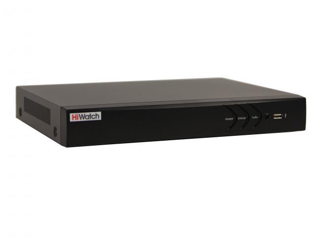 Регистратор HIWATCH DS-H216QP economic 4chs h 264 p2p nvr kits 4pcs 2 0mp 1080p ip camera 1pc 4chs 1080p 960p 720p nvr through clouds ip camera kit