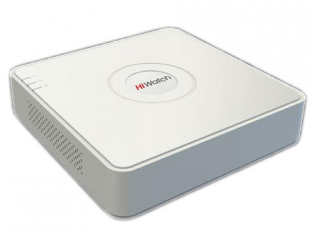 Регистратор HIWATCH DS-N204P(B)