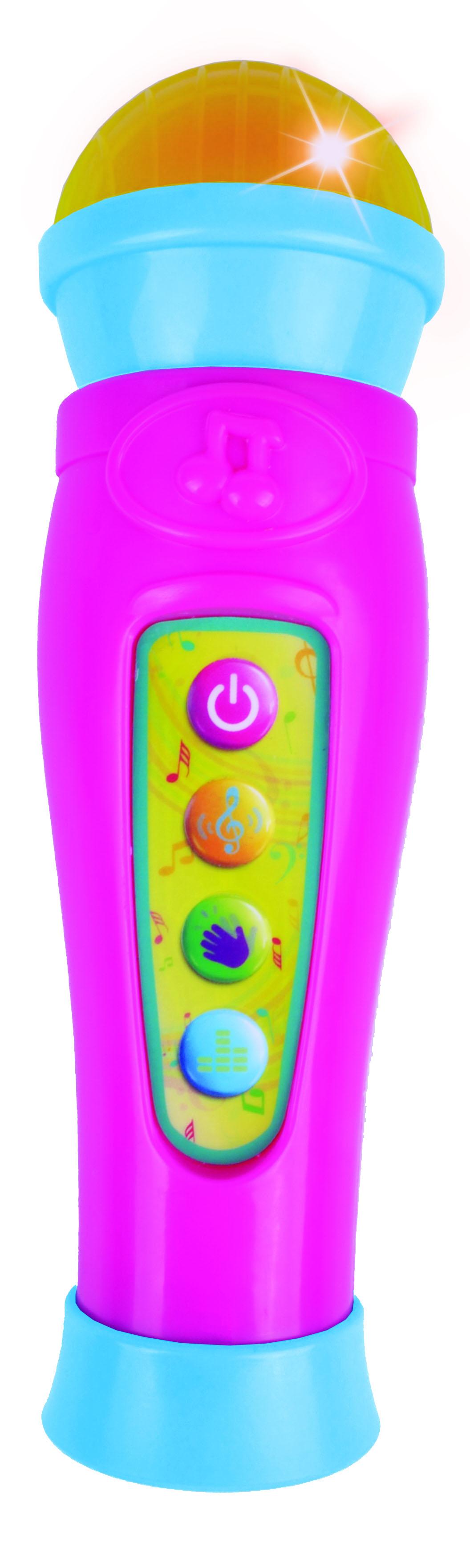 Музыкальная игрушка Red Box 25772 розовый, голубой, желтый цена