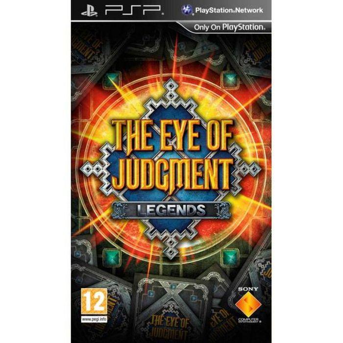 The Eye of Judgment: Legends (PSP) playstation store пополнение бумажника карта оплаты 2500 рублей