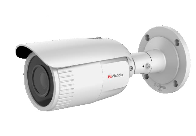 IP камера HIWATCH IP видеокамера DS-I256 (2.8-12 mm), белый ip камера hiwatch ds l250w 2 8mm 2мп внутренняя ip камера c ик подсветкой до 30м и wi fi 1 2 8