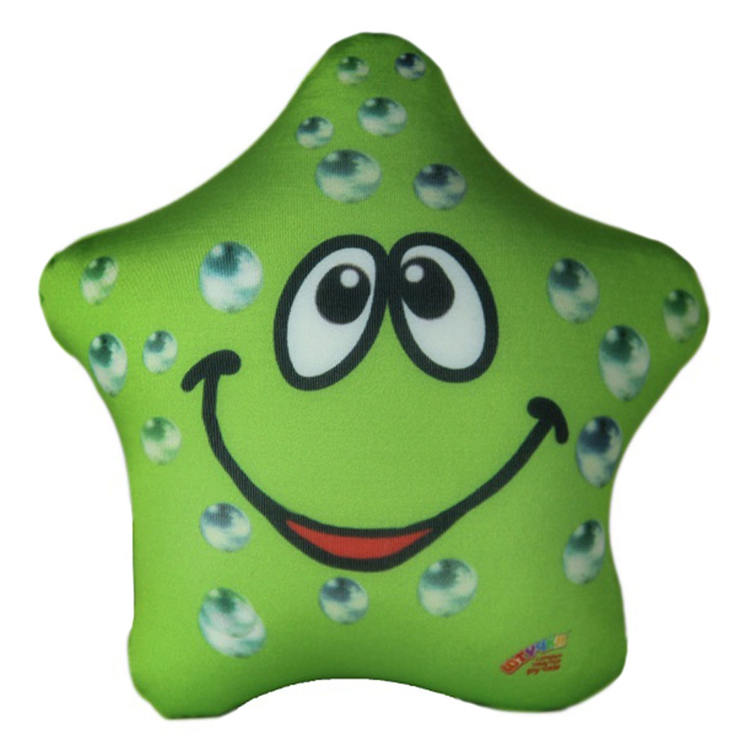 Игрушка антистресс Штучки, к которым тянутся ручки Звезда зеленый