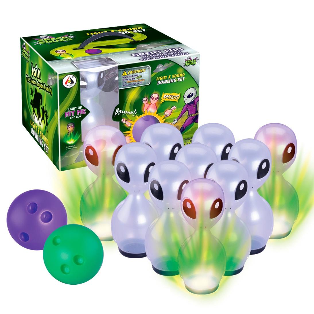 Игровой набор Space Squad AJ002AS игра набор для боулинга 6 кеглей и 1 шар в коробке 15 01842 8816d7