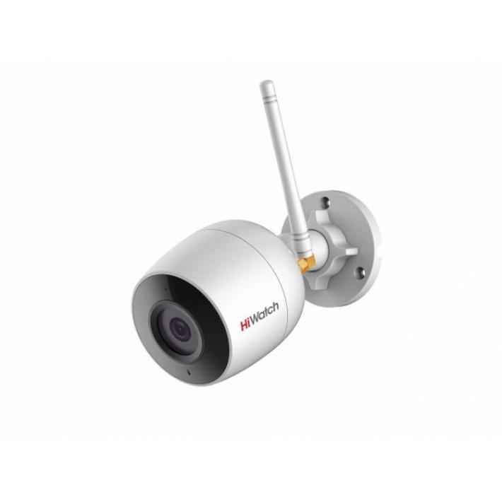 IP камера HIWATCH IP видеокамера DS-I250W (2.8 mm), белый