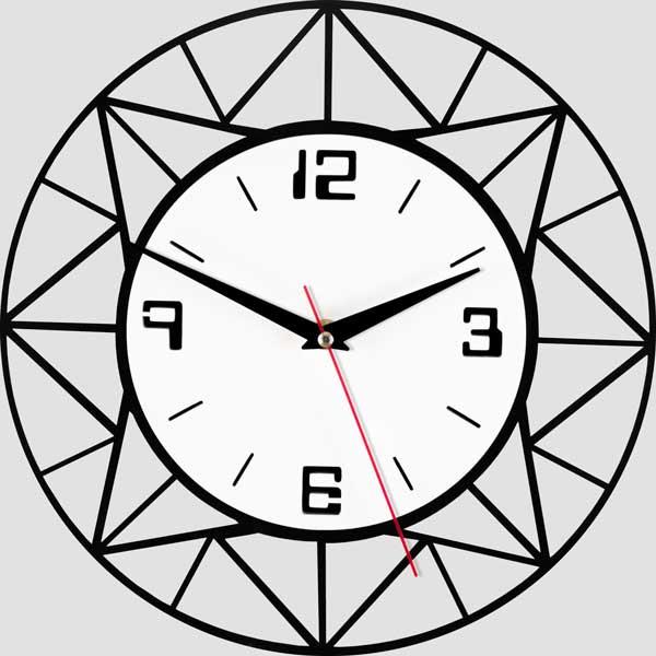 Настенные часы Дубравия Узор