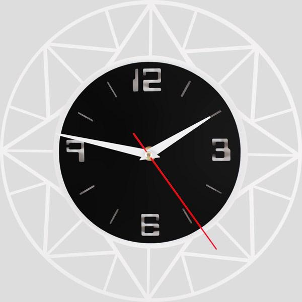Настенные часы Дубравия Узор 1